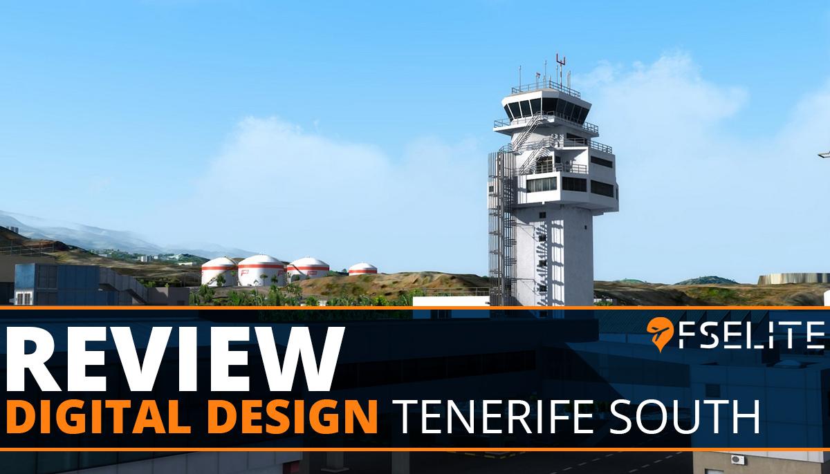 Digital Design Tenerife P3dv4