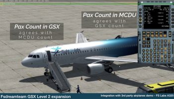 GSX Level 2 Expansion FSLabs A320 Integration
