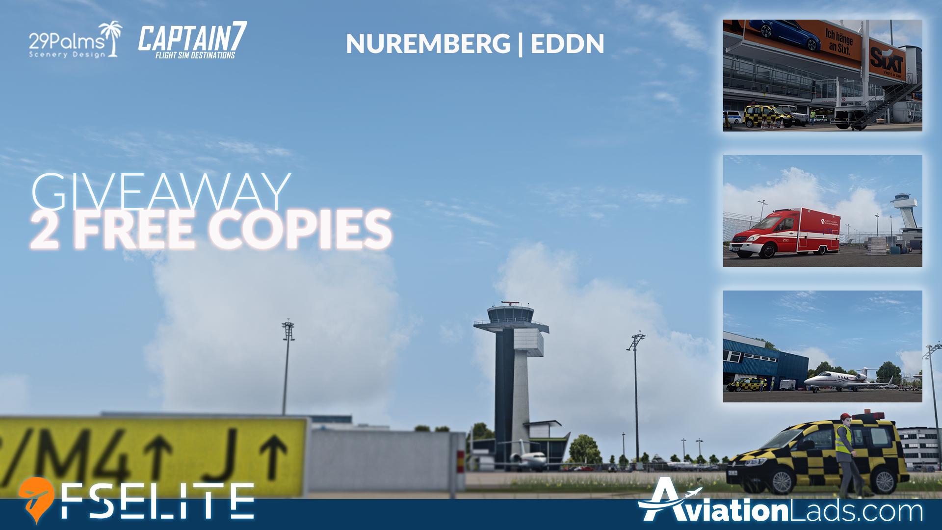 Nuremberg Giveaway