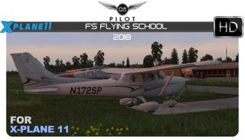 X Plane FSFlyingSchool 2018 For X Plane 11 Flight Instructor Add On