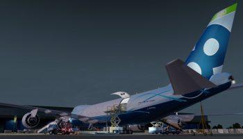 Pmdg 747 8