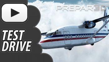 Careando S360 Prepar3D Test Drive