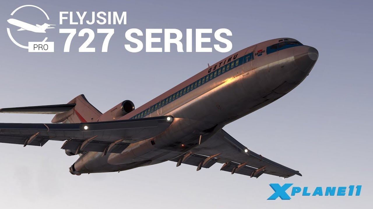 FlyJSim 727 Series Professional V3 Now Available – FSElite