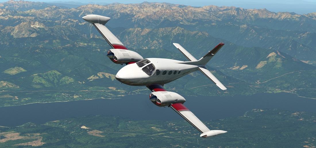 Carenado Release the C340 II for X-Plane 11 – FSElite