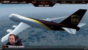Pmdg 747 8 Chewwy