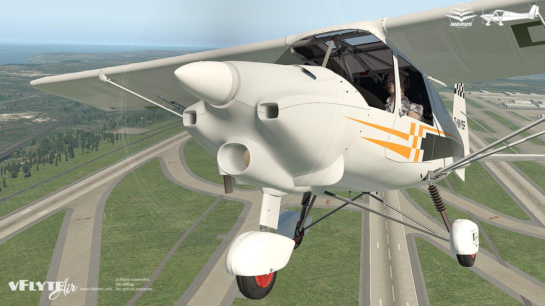 204094 VFlyteAir IkarusC42 Exterior 05