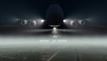 747 @ KölnBonn Airport