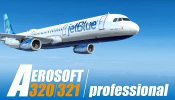 Aerosoft A320A321 Professional – Trailer