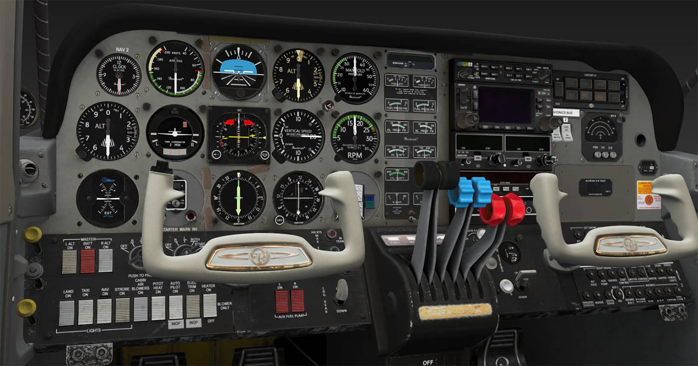 Just Flight Duchess 76 Previews FSElite 6