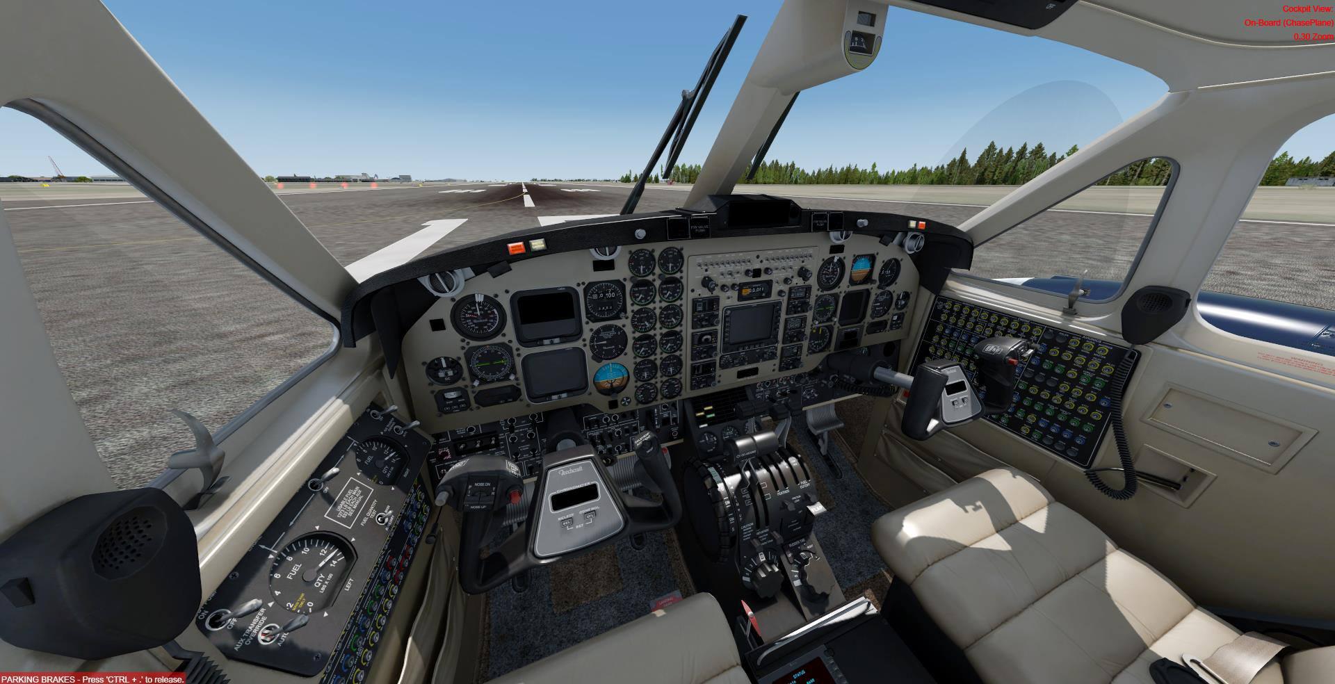 Milviz King Air 300 FSElite