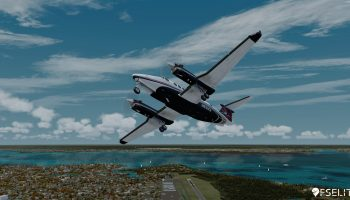 Milviz King Air 350i FSElite Exclusive 13