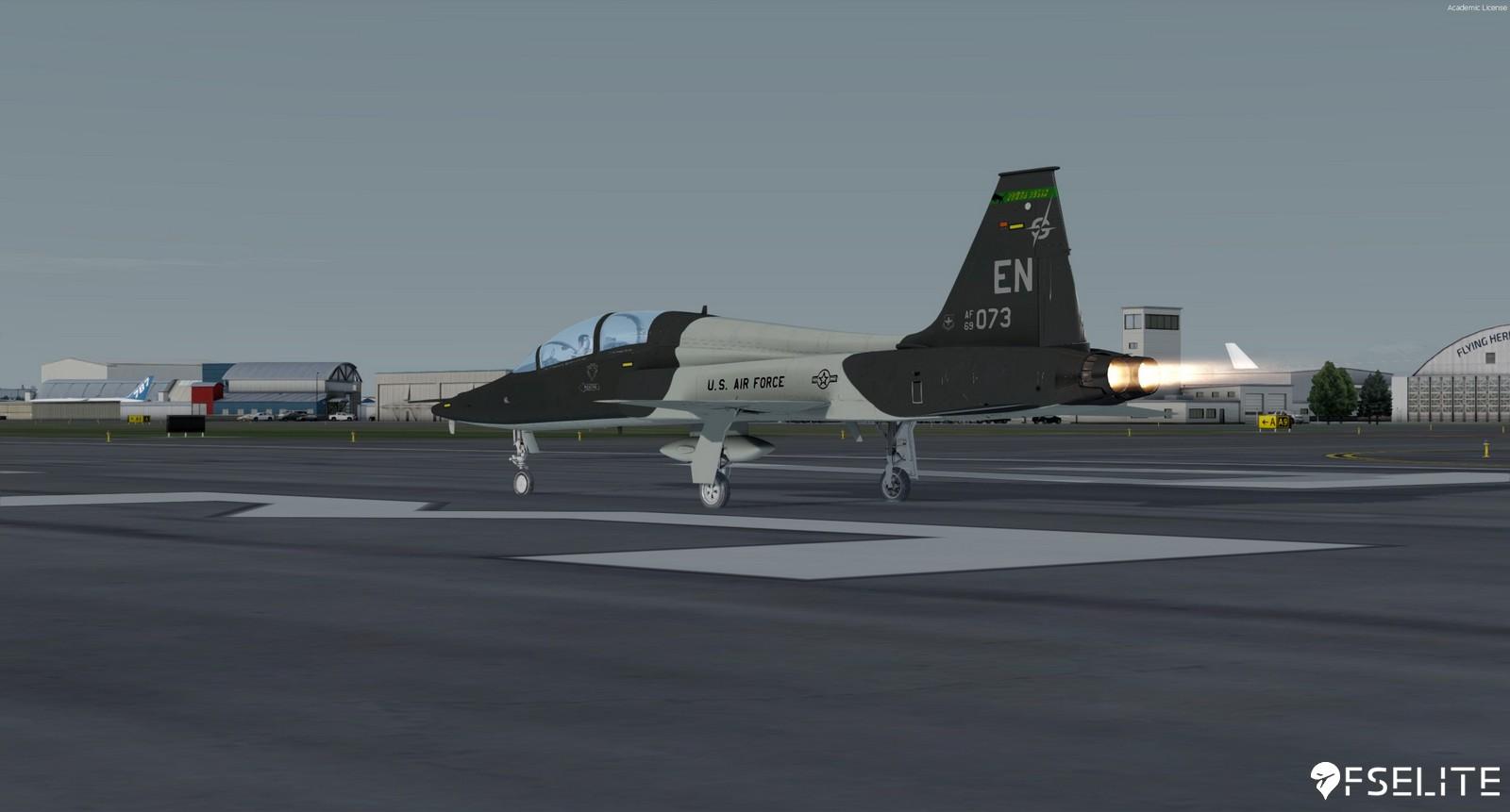 Milviz T38C FSElite Exclusive 17