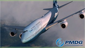 PMDG 748 Mountainflying