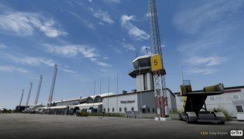 Essv Visby Airport 6
