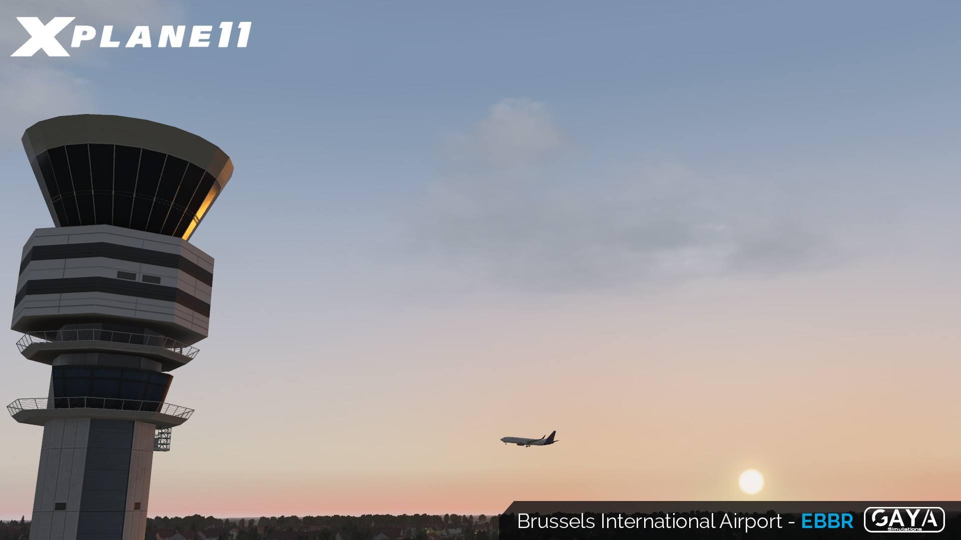Gayasimulations Brussels Xplane
