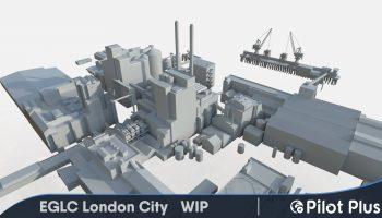 Pilot Plus London City Eglc 3