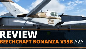 A2A Simulations Beechcraft Bonanza V35B The FSElite Review
