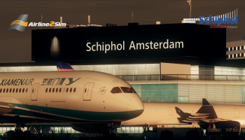 Airport2Sim Schiphol FSElite 1