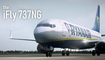 New IFly737 HD Texture Pack For Prepar3D V4