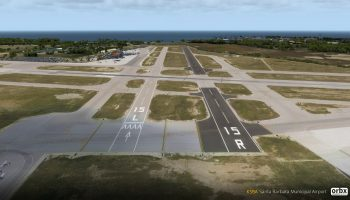 Orbx Santa Barbara Previews FSElite 17