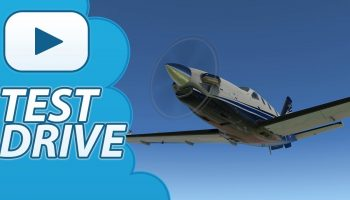 Take Command Hot Start TBM 900 X Plane 11 Test Drive