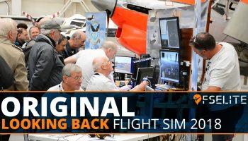 Lookingback Cosford Flight Sim 2018