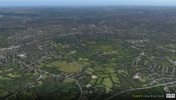 Orbx True Earth Greatbritain South (10)