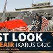 VFlyteAir Simulations IKARUS C42C The FSElite First Look