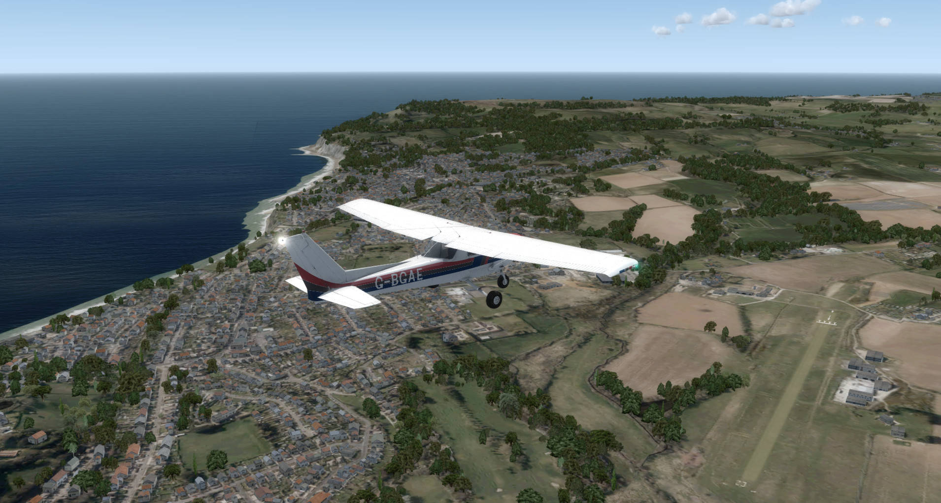 Vfr Real Scenery Nexgen 3d Vol One Southern England And South Wales 12 Ss L 181026114408