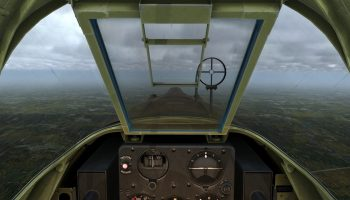 Accu Sim P 40 For Prepar3D RELEASED With Rain Physics Available To All Developers