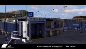 Chicago OHAre Native PBR Materials For Prepar3D Version 4.4