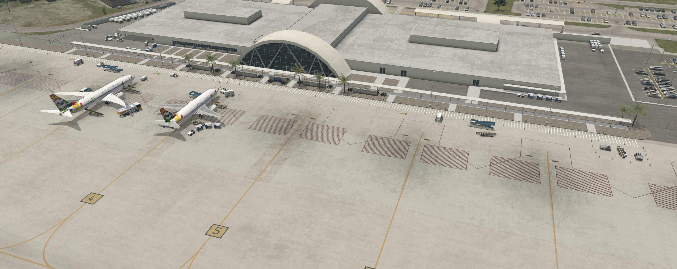 RWY26 MWCR Xplane Previews 1