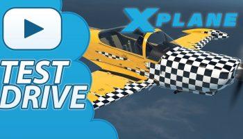 Test Drive SIAI Marchetti SF 260 X Plane 11