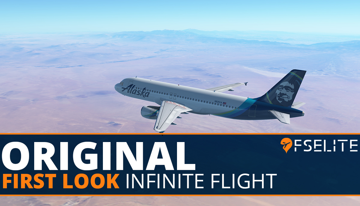 Infinite Flight Fse Firstlook
