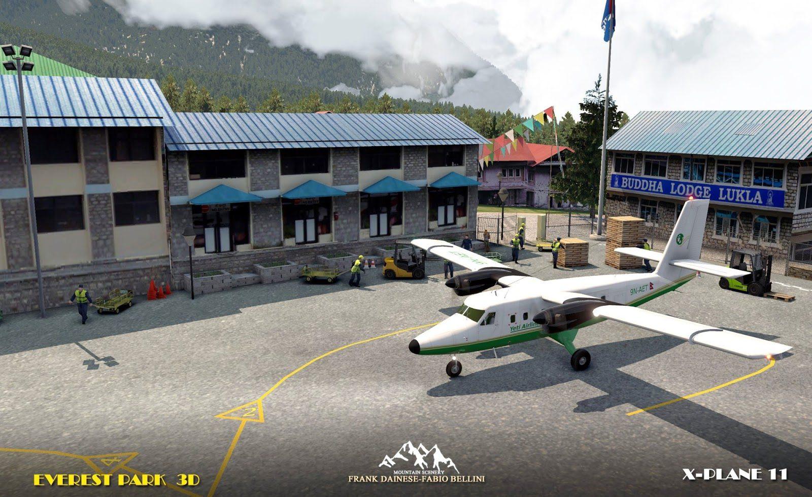 Frank Dainese and Fabio Bellini Release Everest Park 3D