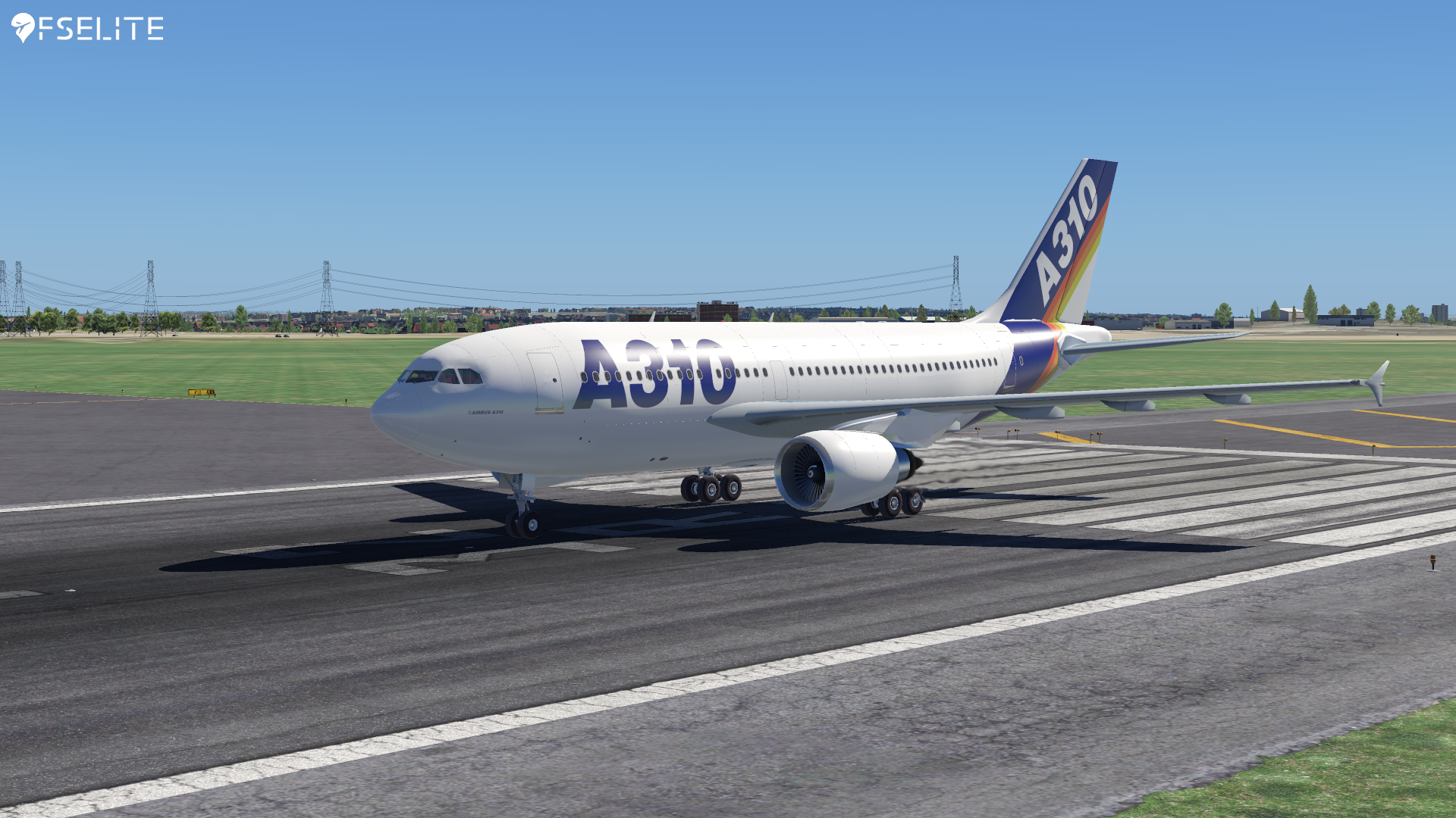 A310 304 CS House Xp11 1