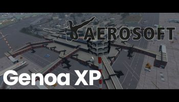 Coming Soon Aerosoft Genoa For X Plane 11 Featuring The All New SAM Plugin